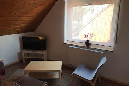 Zimmer in ruhiger Umgebung - Dorsten - Apartment