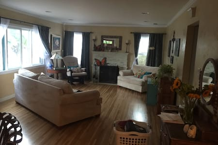 Beautiful Los Angeles home perfect for you ! - Inglewood - House