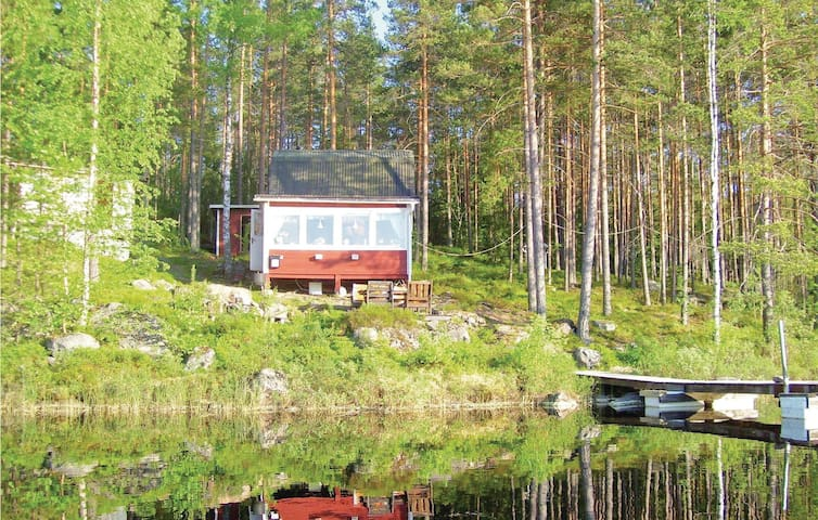 Holiday cottage with 2 bedrooms on 40 m² in Falun