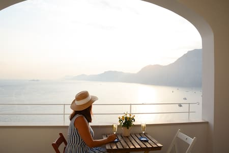 BLU SUITE- PEZZ PEZZ Amalfi Coast SUITES