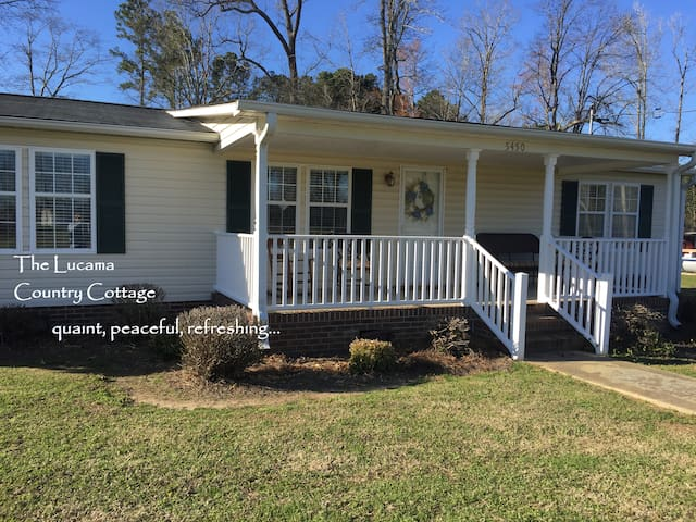 Private Country Cottage(Wilson Co) 3.5mi off I-95