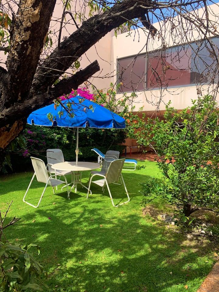 Casa Oasis Coyoacán