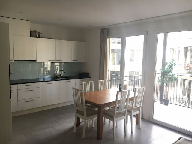 Quiet place in the heart of Oerlikon - Zurique - Apartamento