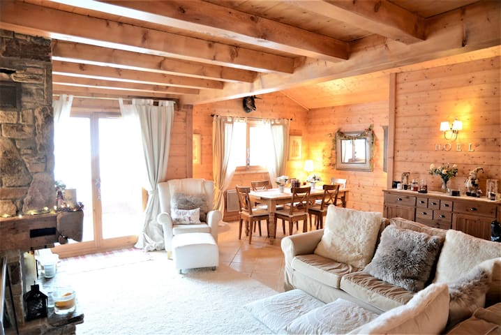 Sainte-Foy Tarentaise - Stunning Apartment