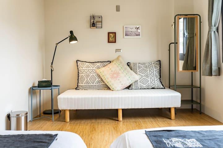 Makuuhuone 6