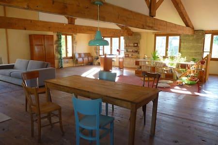 Maison de village spacieuse et lumineuse - Aniane - Σπίτι