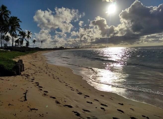 Casa em praia paradisíaca ao lado de Maceió