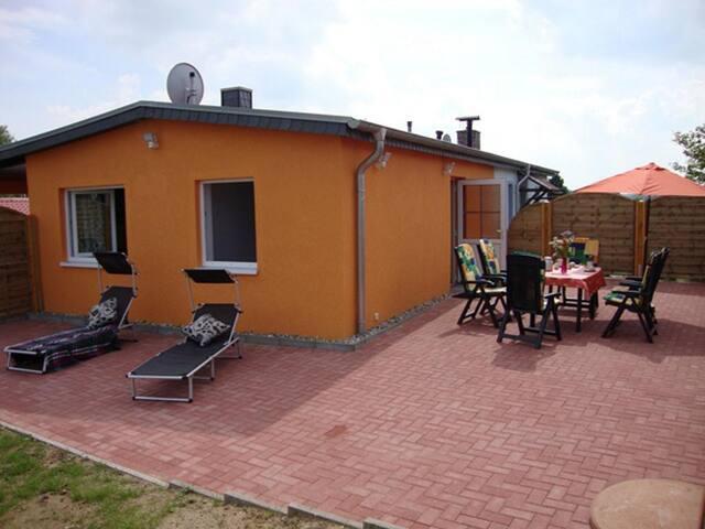 Ferienhaus an der Ostsee