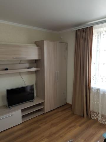 Современная квартира в Гурзуфе