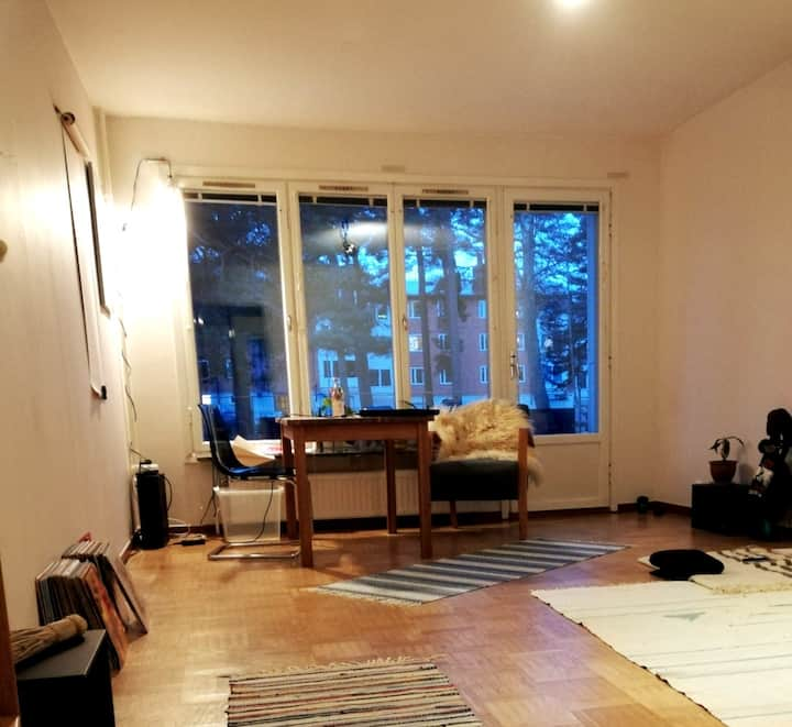 Apartment for longer term. 40 min. from Sthlm