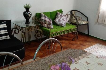 Apartamento - Estadias de curta e longa duração