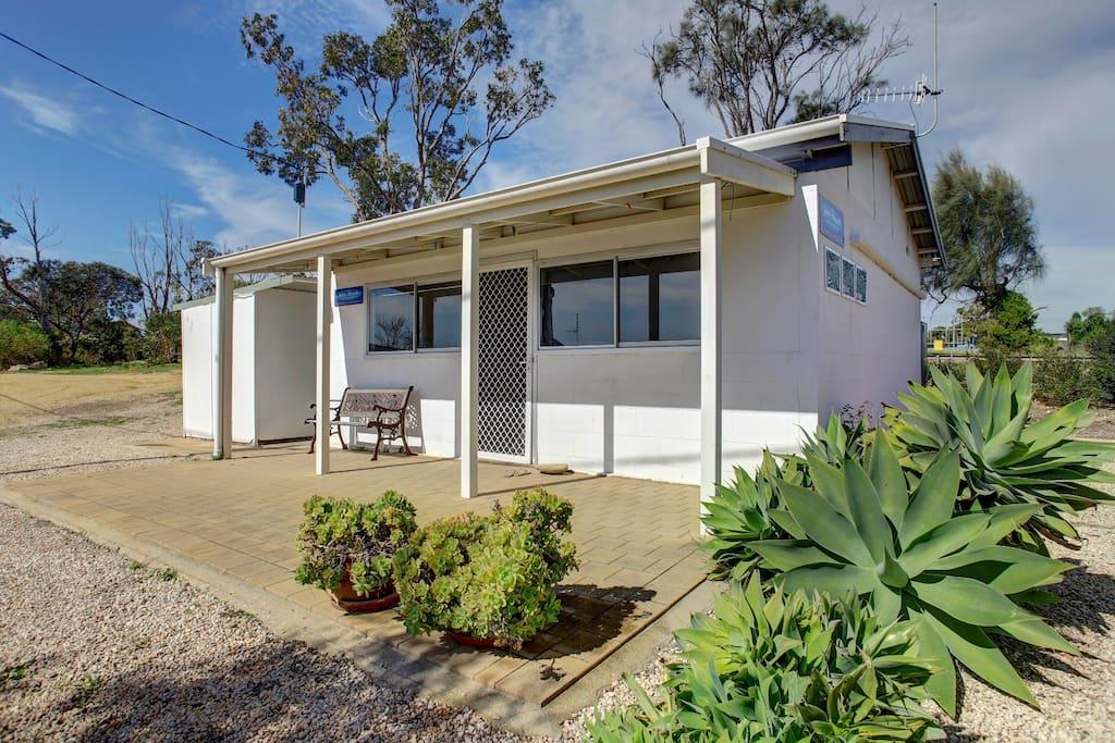 The jetty shack coffin bay houses for rent in coffin for Shack homes
