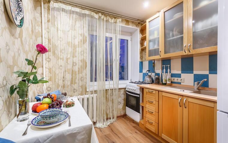 Квартира на Котовского