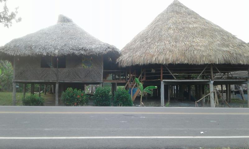 Hospedaje Cultural del Indígena Wounaan