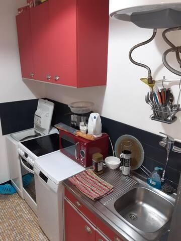 Superbe appartement tt confort neuf acces internet