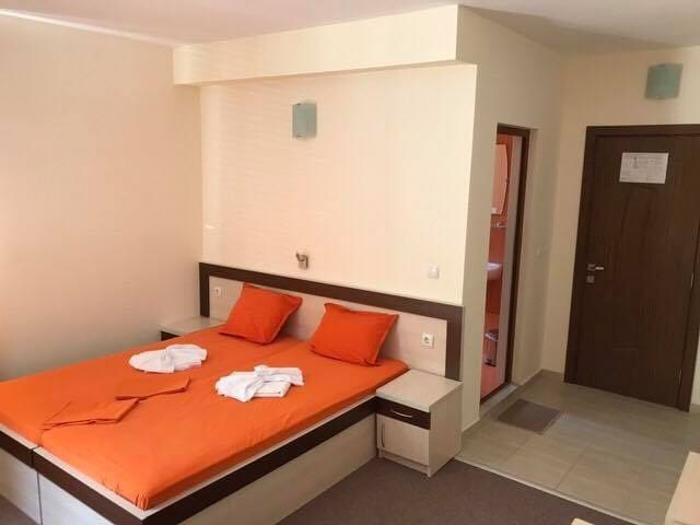 Golden Lion is located in 50 meters from the beach