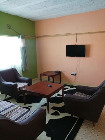 Spacious Three bedroom furnished apartment