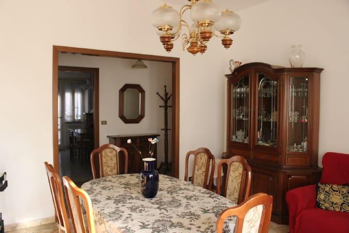Roomy apartment near Rome and Tivoli, 91 mq