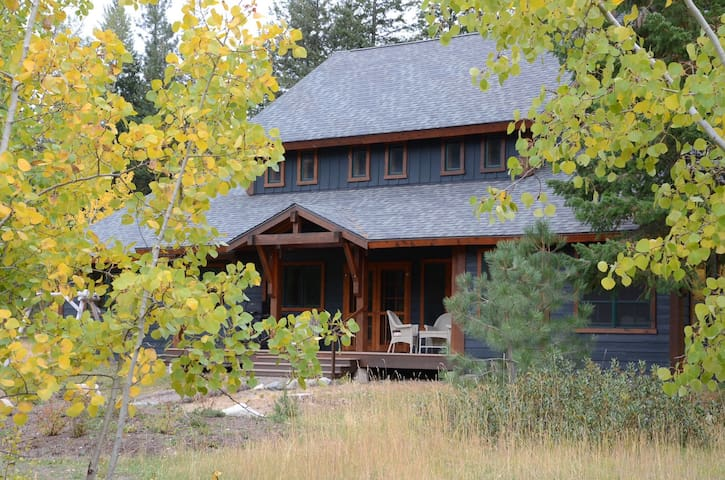 Four Sisters Lodge in Mazama-3  bedrooms