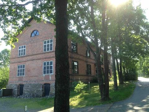 Anttipoffi no.1 Artisan village Mathildedal