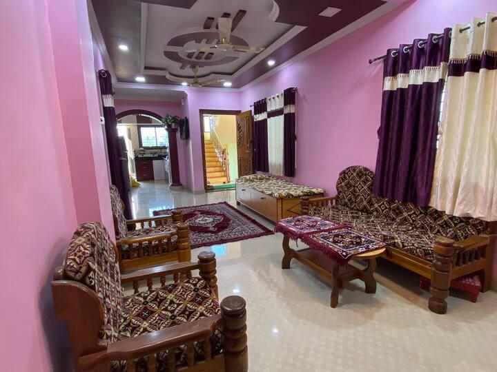 Swapnapurti-Spacious apartment near kashid beach