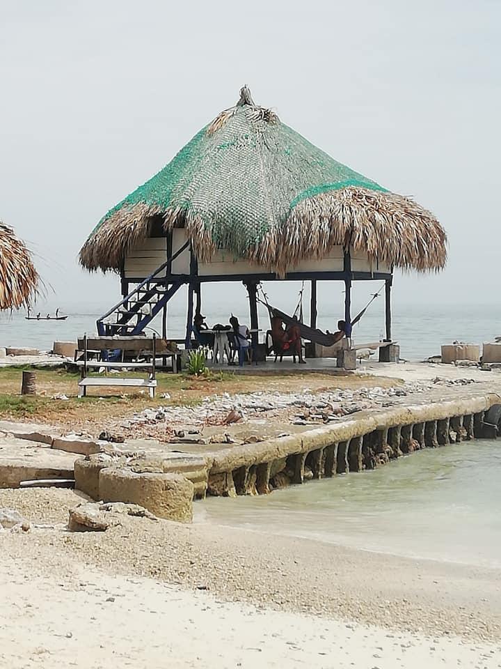 Isla Mucura, Dahlandia