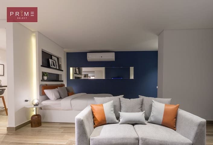 Prime Select El Batal (Mohandesen) Blue Studio
