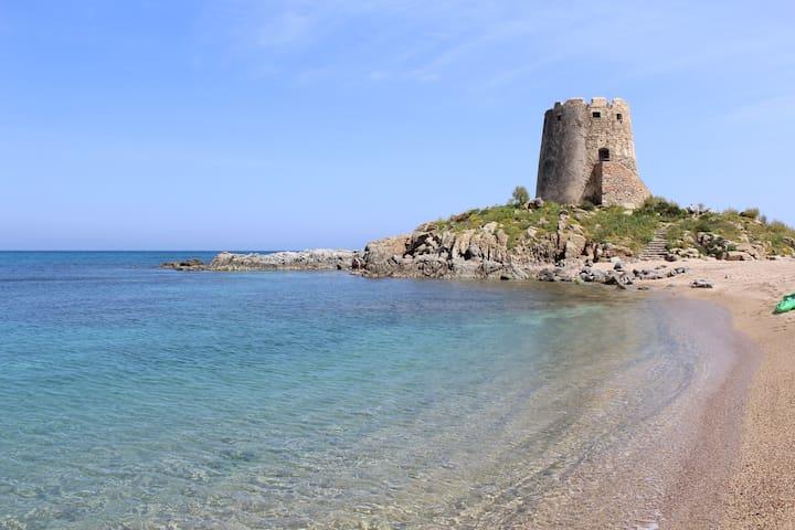 Torre di Barì, Bari Sardo