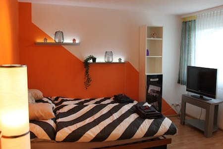 Big double room in a beautiful family house