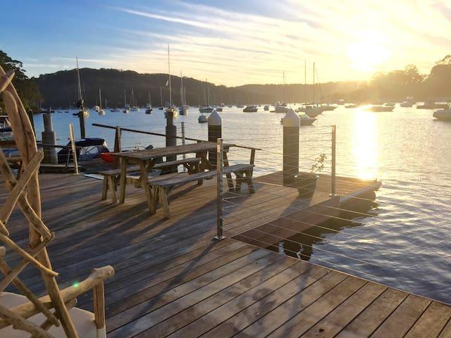 Pittwater Paradise Waterfront - Mccarrs Creek - Ev