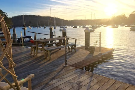 Pittwater Paradise Waterfront - Mccarrs Creek