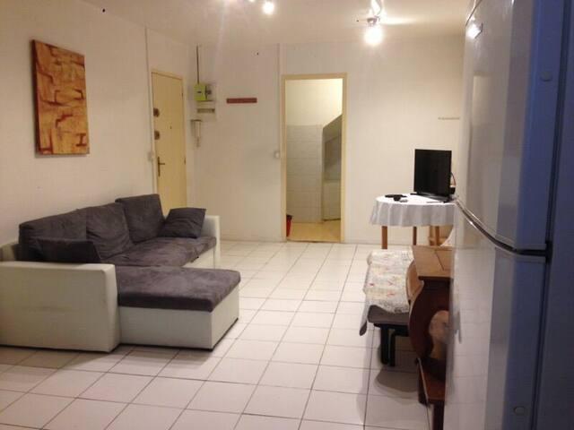 Appartement Hyper centre au calme