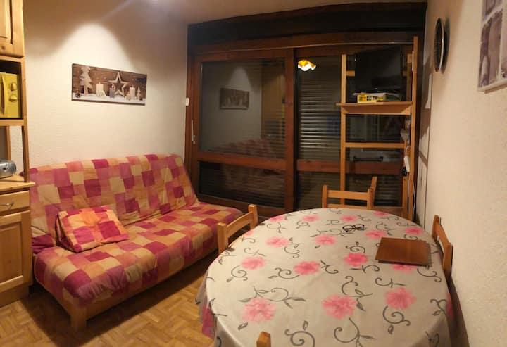 Appartement 4/6pers - Domaine Alpe d'Huez