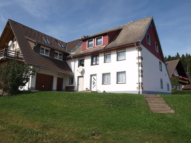 3-room apartment Fürderer for 4 persons in Eisenbach