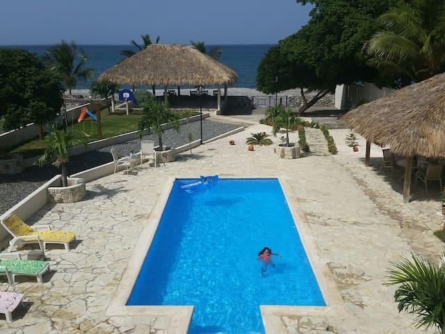 Villa Playa Mia - Bahia de Ocoa - Villa