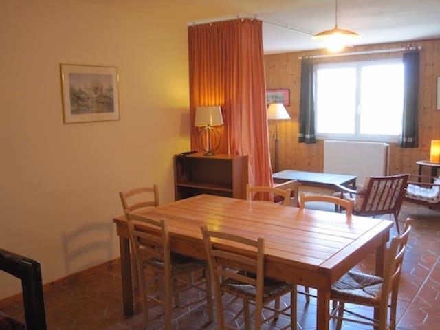LES BUIS - 4personnes - Gîte isolé en forêt - Aspres-sur-Buëch - Apartamento