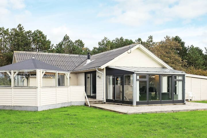 Spacious Holiday Home in Jutland near Sea