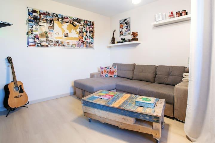 Maison cosy au pays des ch'tis - Courrières - Huis