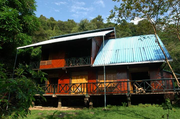 Choiba Lodge, Descanso y Naturaleza.