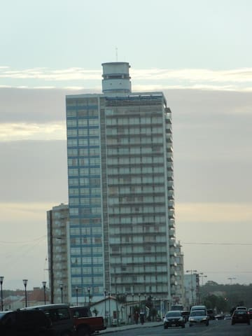 Edificio Playa Club, Miramar