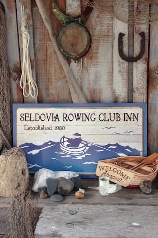 Seldovia Rowing Club Bed and Breakfast Suite - Seldovia - Wikt i opierunek