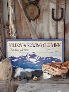 Seldovia Rowing Club Bed and Breakfast Suite - Seldovia - Bed & Breakfast