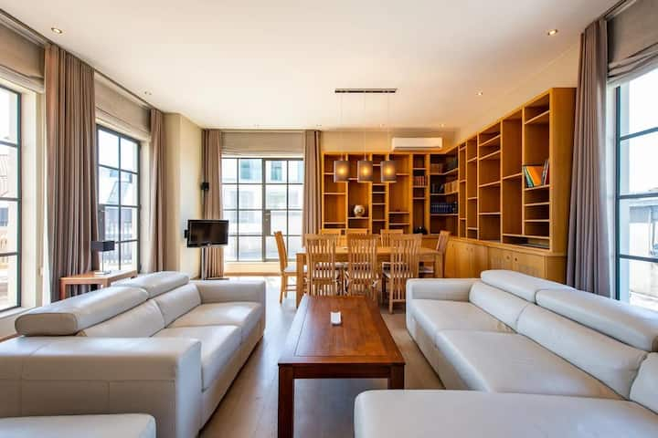 Luxury Penthouse Grand Place Brussels