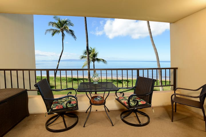 Sugar Beach Resort #225- 1BR Oceanfront Condo!