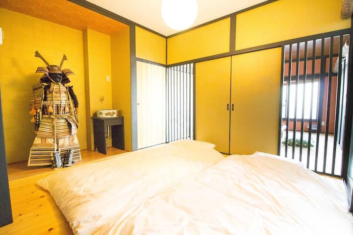 SAMURAI HOUSE in Yokohama Yamate, near Chinatown