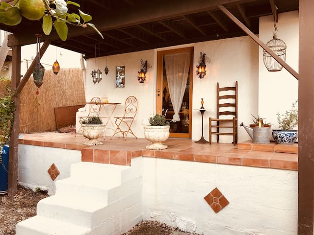 The Writer's Den at La Casita