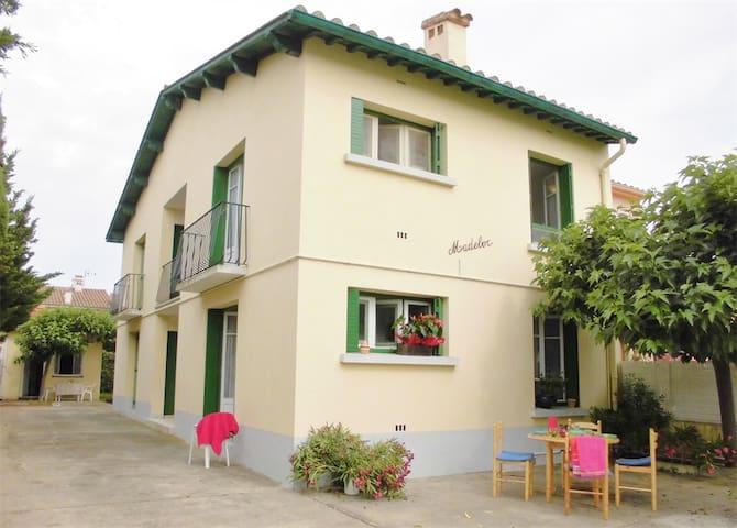 VILLA MADELOC 646 - Argelès-sur-Mer - Wohnung