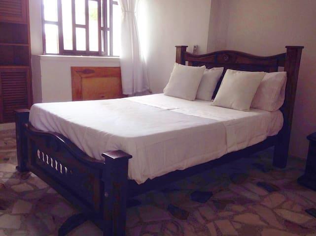 Cozy room - El Rodadero, Santa Marta - Casa