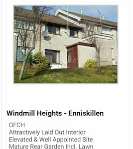 3 bedroom home, price per night. - Fermanagh - Dům