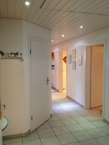 Close to Basel/Aarau - Münchwilen - Apartament